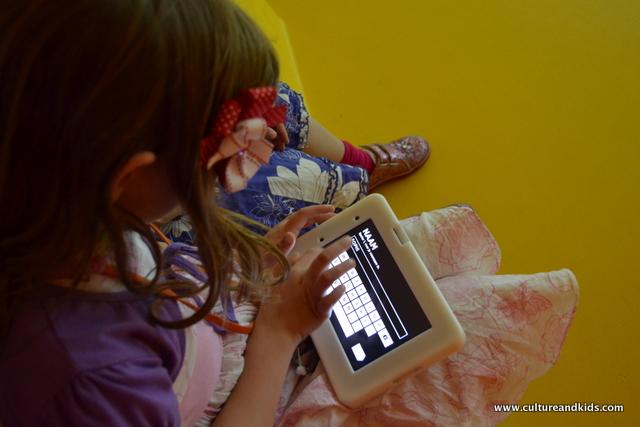 Wonder Kamer iPad