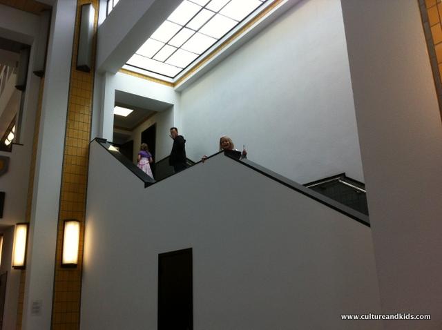 Stairway Gemeente Museum